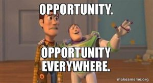 Opportunity Everywhere